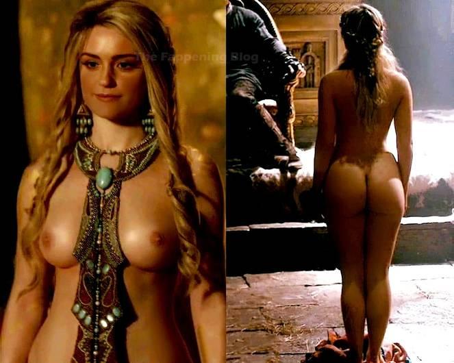 Alicia Agneson Nude 1