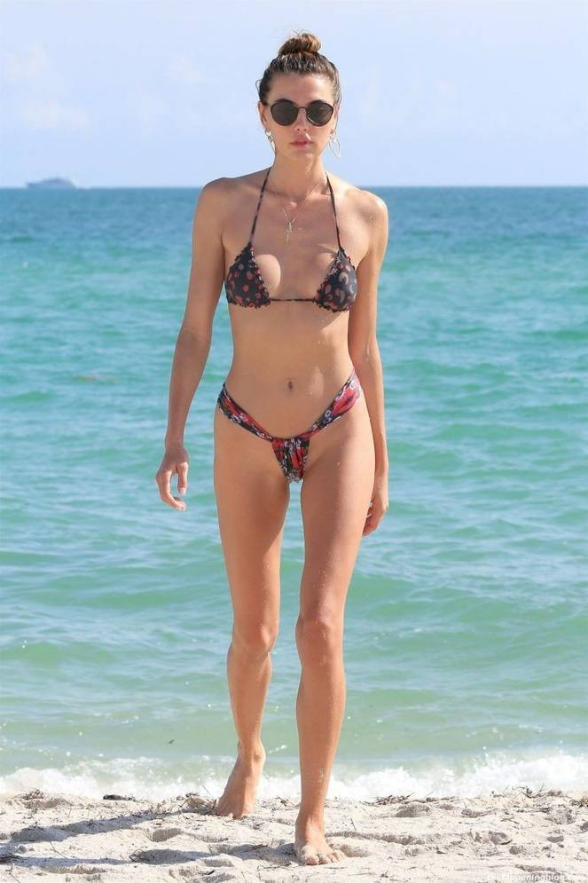 Alina Baikova Nude Sexy 18