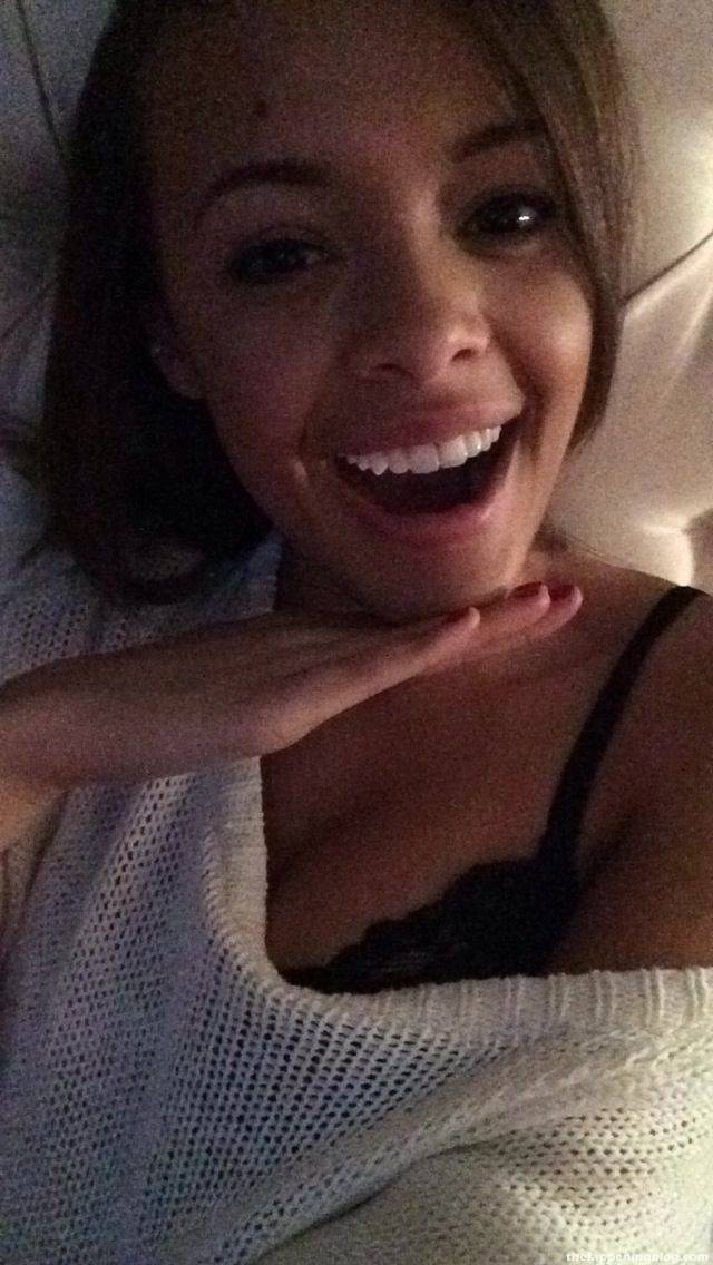 Aubrey Cleland Nude Sexy Leaked The Fappening 46
