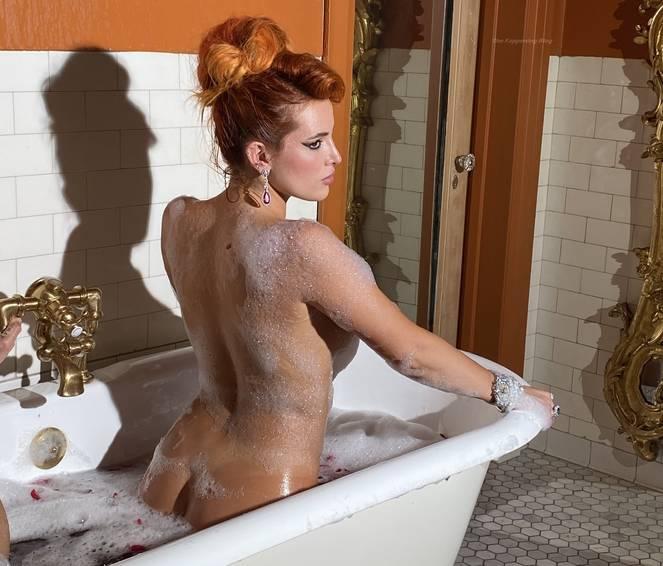 Bella Thorne Nude 1