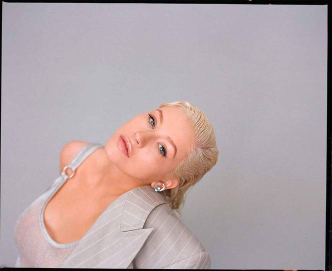 Christina Aguilera Naked Sexy Topless Leaks 56