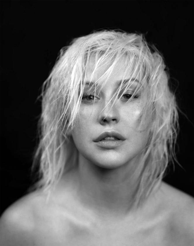Christina Aguilera Naked Sexy Topless Leaks 58