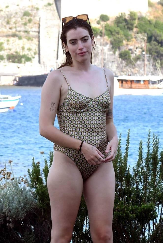 Clara McGregor Swimsuit 1