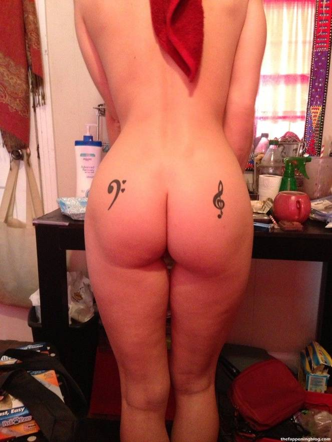 Hale Baskin Naked Leaked TheFappening 3