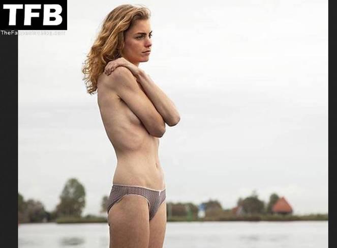 Hannah Hoekstra Nude Sexy 24