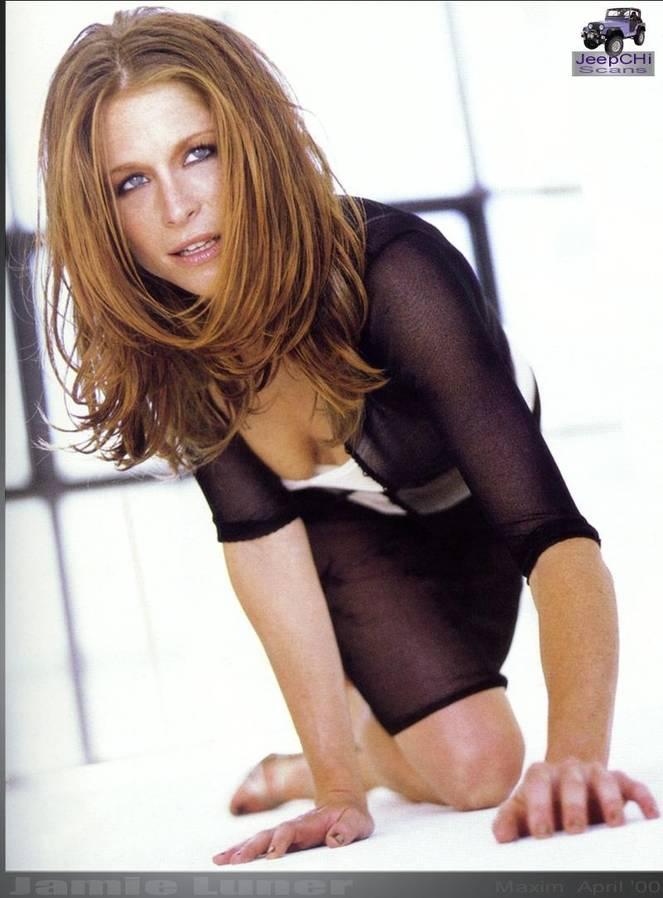 Jamie Luner Nude Sexy 3