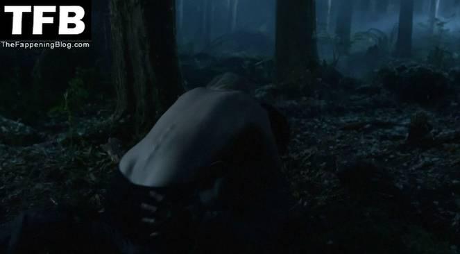 Jessy Schram Sexy Topless 25
