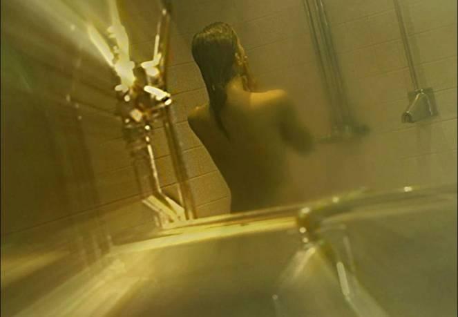 Jessy Schram Sexy Topless 29