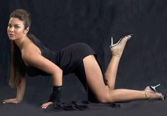 Nadia Bjorlin Naked Sexy 6