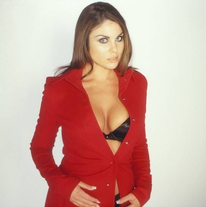 Nadia Bjorlin Naked Sexy 51