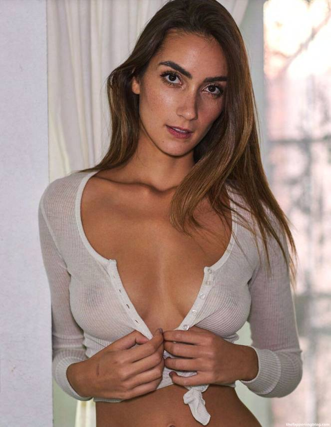 Priscilla Ricart Naked Sexy 1