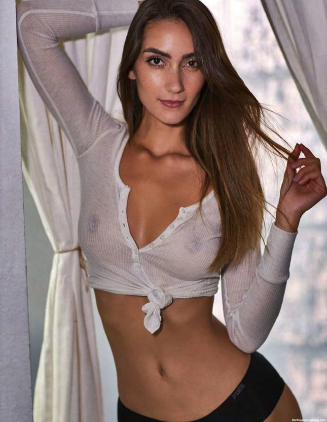 Priscilla Ricart Naked Sexy 6