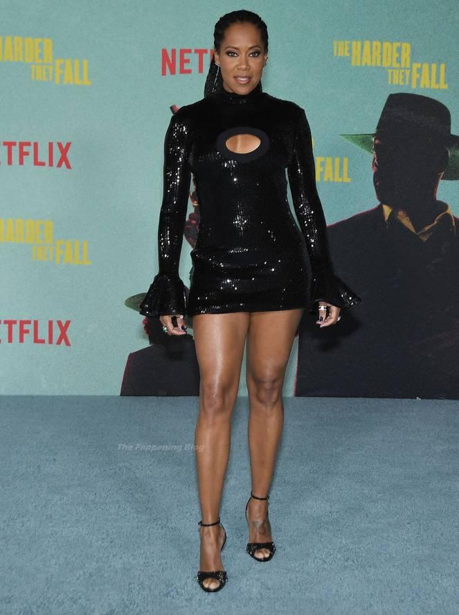 Regina King Sexy Legs 33